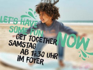 Get-together am Samstag